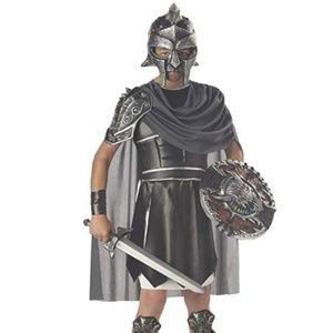Other - NWOT Gladiator Roman Warrior Costume L